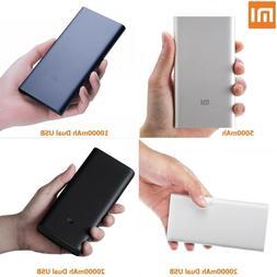 ORIGINAL Xiaomi Power Bank Universal External Portable Charg
