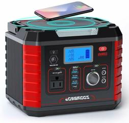 PAXCESS Zoombros Portable Camping Generator, 330W 78000mAh P