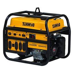 Dewalt PD422MHI005 4,500 Watt Commercial Generator with Hond
