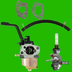 LIFAN Carburetor w/ Left Petcock Filter for LF3750 ES3500E E