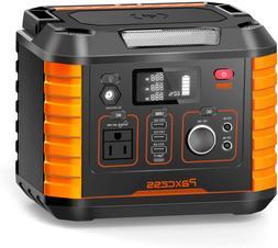 Portable Camping Generator, 330W/78000Mah Portable Power Sta