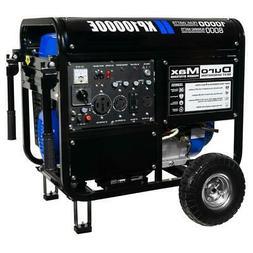 DuroMax 10000W Portable Gas Generator