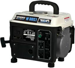portable gas generator rv camping power electric