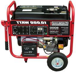 Portable Gas Powered Electrical Generator 10,000 Watt Power