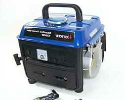 portable gasoline electric power generator