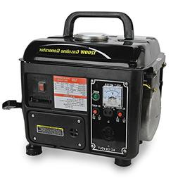XtremepowerUS 1200Watt Portable Gasoline Power Generator,Bla