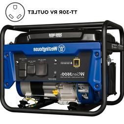 Westinghouse Portable Generator 120-Volt 99 lbs. 212 cc OHV