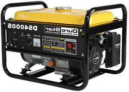 Durostar Portable Generator 3300-W Gasoline Powered RV Grade