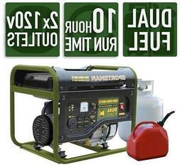 Sportsman Portable Generator 4,000/3,500-Watt Gasoline Propa