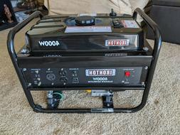 Ironton Portable Generator: 4000 Surge Watts, 3200 Rated Wat