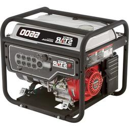 NorthStar Portable Generator - 5,500 Surge Watts, 4,500 Rate