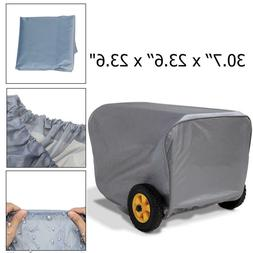 portable generator cover weather resistant weatherproof dust