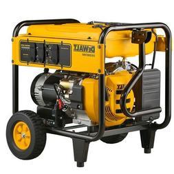 Portable Generator: DEWALT Generators 7,000-Watt Gasoline Po