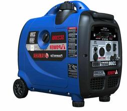 Portable Generator Inverter A-Ipower Powered By Yamaha Super