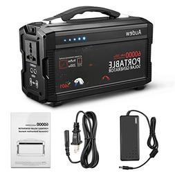 Audew 220Wh/60000mAh Portable Battery Generator Power Statio
