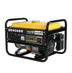 Portable Generator Quiet Gasoline 4000 Watt Home Use Camping