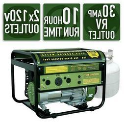 Sportsman Portable Generator Single Fuel Overload Protection