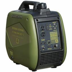 Portable Power Generator Sportsman 2000 Watt Inverter Gas Po