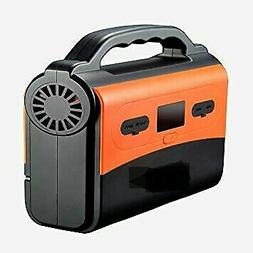 Portable Power Station, 155Wh 42000mAh Camping Generator Pow