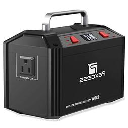 Paxcess 150W Portable Power Station 178Wh 48000mAh Solar Gen