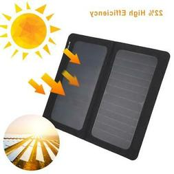 Portable Waterproof Folding Solar Panel Charger Bag Power Ge