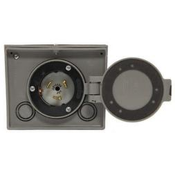 GENERAC 6338 Power Inlet Box,50 Amp