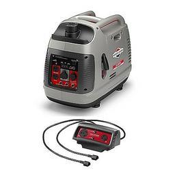 Briggs & Stratton PowerSmart 2200W Inverter Generator w/Para