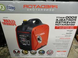 Predator 2000 Watt Generator / Inverter/Super Quiet/ Portabl