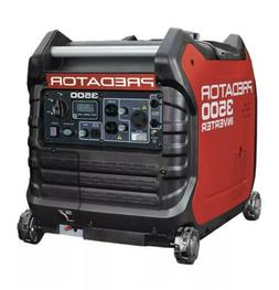Predator 3500 W Portable Inverter Generator Super Quiet And