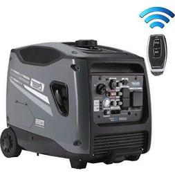 Pulsar 4,500 Watts Portable Inverter Generator w/ Electric &