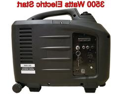 PureWave Digital 3500 watt GAS GENERATOR INVERTER QUIET PORT