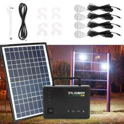 New Portable Solar Generator Solar Panel Solar Power Inverte