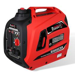 RED-E POWER RE2000iS Whisper Quiet 2000-Watt Portable Invert