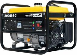 NEW DuroStar Portable Generator DS4000S Gas Powered 4000 Wat