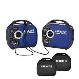 RV Generator 2000 Watts Yamaha EF2000isv2 Kit | Includes 2x