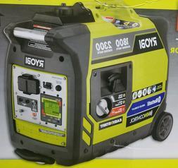 RYOBI RYi2300BTA Bluetooth 2300 Watt Digital Inverter Portab