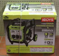 Ryobi RYi4022x 4000 Watt Gasoline Powered Digital Inverter G