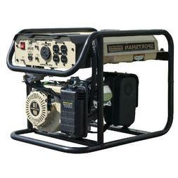 Sportsman Sandstorm 4000W Dual Fuel Generator, Portable Emer