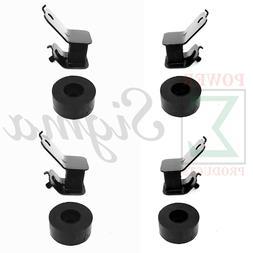 Set of 4 Anti Vibration Mounts For Wen 56180 1800W 98CC 1500