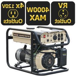 Survive Hunters Camper Army Man Power 4000 Watt Outdoor RV P