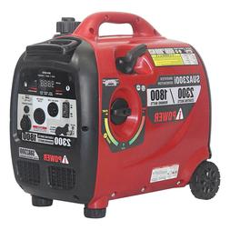 A-iPower SUA2300i 2300-Watt Inverter Generator with Mobility