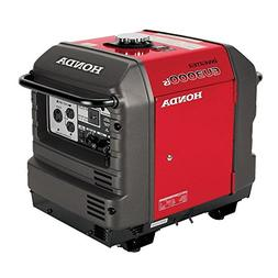 Honda Super Quiet Gasoline Portable Generator with Inverter