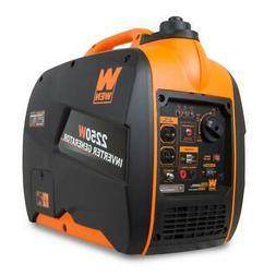 WEN 56225i Super Quiet 2250-Watt Portable Inverter Generator