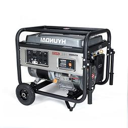 T26461 Hyundai HHD6250 6250W Portable Heavy Duty Power Gener