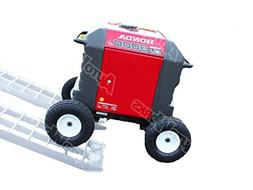 All Terrain Wheel Kit -- fits Honda EU3000is Generator by Au