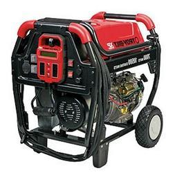 Troy-Bilt 7000 Watt XP Portable Gas Generator Briggs Stratto