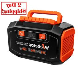 Webetop 167Wh Generators 45000mAh Portable Inverter Battery