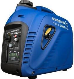 Westinghouse Inverter Generator 2,500/2,200-Watt Super Quiet