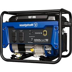 Westinghouse WGen2000 Portable Generator - 2000 Rated Watts