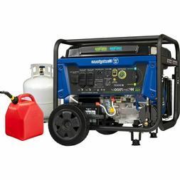 wgen7500df 7500 dual fuel portable generator